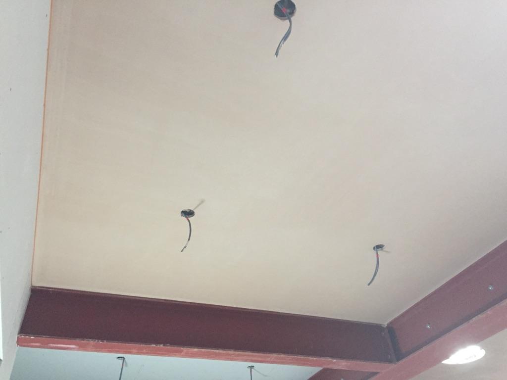 ceiling plastered in didsbury