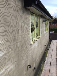 external plastering job in didsbury